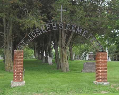 JOSEPH, SAINT - Brown County, Wisconsin | SAINT JOSEPH - Wisconsin Gravestone Photos