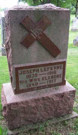 LEFEVRE, JOSEPH - Brown County, Wisconsin | JOSEPH LEFEVRE - Wisconsin Gravestone Photos