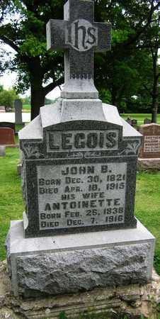 LEGOIS, ANTOINETTE - Brown County, Wisconsin | ANTOINETTE LEGOIS - Wisconsin Gravestone Photos