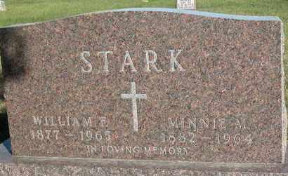 STARK, WILLIAM - Dodge County, Wisconsin   WILLIAM STARK - Wisconsin Gravestone Photos