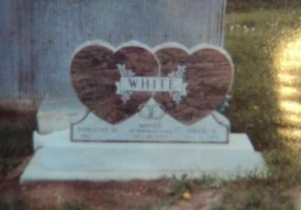 WHITE, DOROTHY DORLENA - Grant County, Wisconsin | DOROTHY DORLENA WHITE - Wisconsin Gravestone Photos