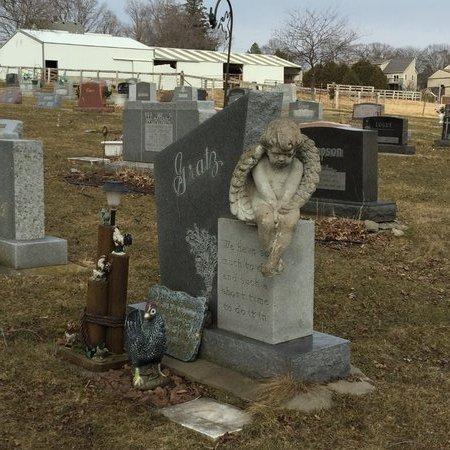GRATZ, UNKNOWN - Iowa County, Wisconsin | UNKNOWN GRATZ - Wisconsin Gravestone Photos