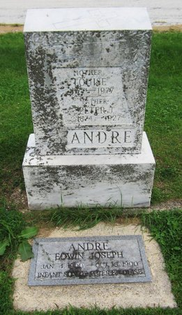 ANDRE, PETER - Kewaunee County, Wisconsin   PETER ANDRE - Wisconsin Gravestone Photos