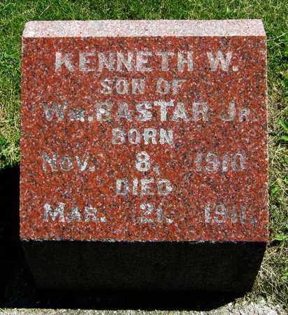 BASTAR, KENNETH W. - Kewaunee County, Wisconsin | KENNETH W. BASTAR - Wisconsin Gravestone Photos
