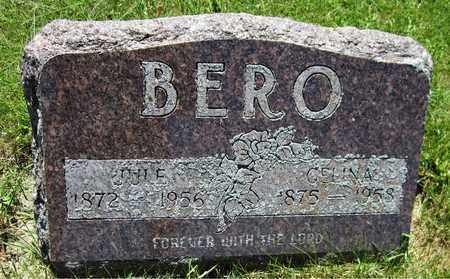 BERO, CELINA - Kewaunee County, Wisconsin | CELINA BERO - Wisconsin Gravestone Photos