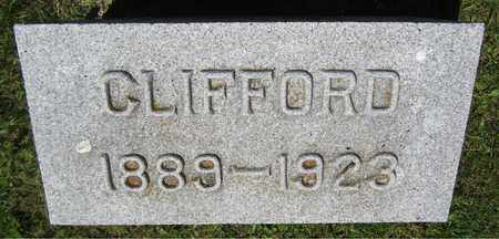 BIRDSALL, CLIFFORD - Kewaunee County, Wisconsin | CLIFFORD BIRDSALL - Wisconsin Gravestone Photos
