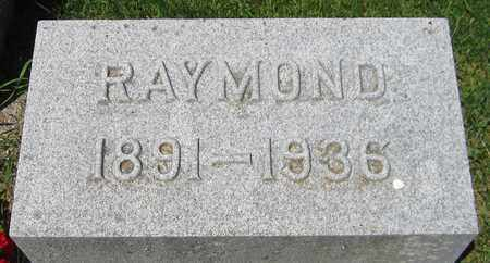 BIRDSALL, RAYMOND - Kewaunee County, Wisconsin | RAYMOND BIRDSALL - Wisconsin Gravestone Photos