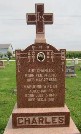 CHARLES, MARJORIE - Kewaunee County, Wisconsin | MARJORIE CHARLES - Wisconsin Gravestone Photos
