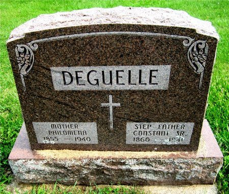 DEGUELLE, CONSTANT, SR. - Kewaunee County, Wisconsin | CONSTANT, SR. DEGUELLE - Wisconsin Gravestone Photos