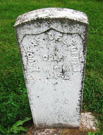 DELFORGE, EUGENE - Kewaunee County, Wisconsin | EUGENE DELFORGE - Wisconsin Gravestone Photos