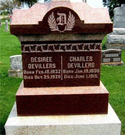 DEVILLERS, DESIREE - Kewaunee County, Wisconsin | DESIREE DEVILLERS - Wisconsin Gravestone Photos