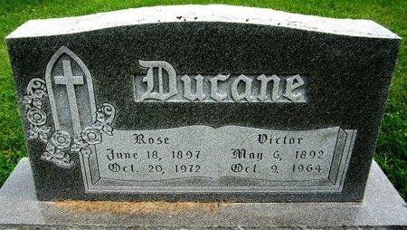 DUCANE, VICTOR - Kewaunee County, Wisconsin | VICTOR DUCANE - Wisconsin Gravestone Photos