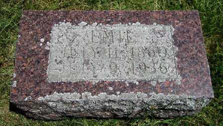FABRY, EMIL - Kewaunee County, Wisconsin | EMIL FABRY - Wisconsin Gravestone Photos