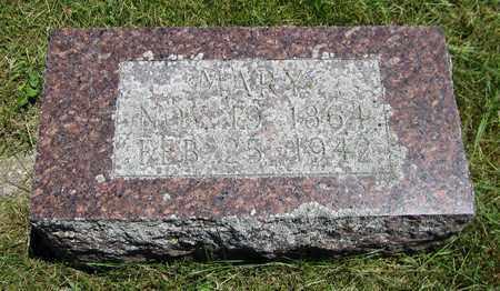 FABRY, MARY - Kewaunee County, Wisconsin   MARY FABRY - Wisconsin Gravestone Photos