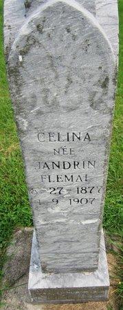 FLEMAL, CELINA - Kewaunee County, Wisconsin | CELINA FLEMAL - Wisconsin Gravestone Photos