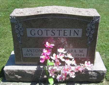 GOTSTEIN, ANTON - Kewaunee County, Wisconsin   ANTON GOTSTEIN - Wisconsin Gravestone Photos