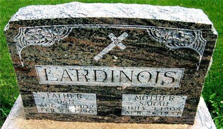 LARDINOIS, SARAH - Kewaunee County, Wisconsin | SARAH LARDINOIS - Wisconsin Gravestone Photos