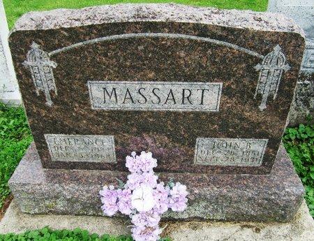 MASSARTT, JOHN B. - Kewaunee County, Wisconsin | JOHN B. MASSARTT - Wisconsin Gravestone Photos