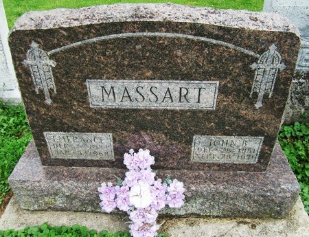 MASSART, EMERANCE - Kewaunee County, Wisconsin | EMERANCE MASSART - Wisconsin Gravestone Photos