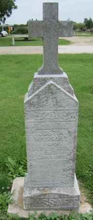 MASSART, JUSTIS - Kewaunee County, Wisconsin | JUSTIS MASSART - Wisconsin Gravestone Photos