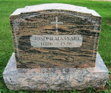 MASSART, JOSEPH - Kewaunee County, Wisconsin | JOSEPH MASSART - Wisconsin Gravestone Photos