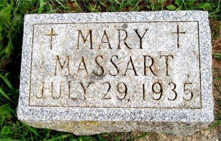 MASSART, MARY - Kewaunee County, Wisconsin | MARY MASSART - Wisconsin Gravestone Photos