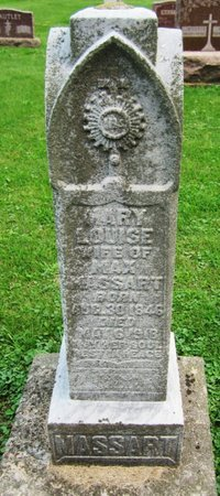 MASSART, MARY LOUISE - Kewaunee County, Wisconsin | MARY LOUISE MASSART - Wisconsin Gravestone Photos