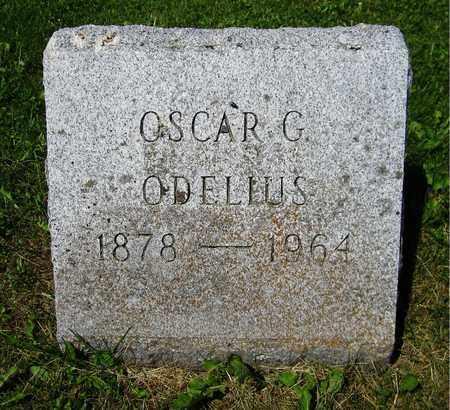 ODELIUS, OSCAR G. - Kewaunee County, Wisconsin | OSCAR G. ODELIUS - Wisconsin Gravestone Photos