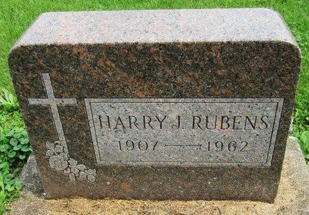 RUBENS, HARRY - Kewaunee County, Wisconsin | HARRY RUBENS - Wisconsin Gravestone Photos