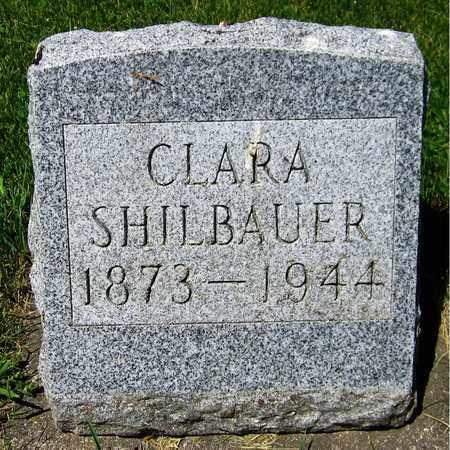 SHILBAUER, CLARA - Kewaunee County, Wisconsin | CLARA SHILBAUER - Wisconsin Gravestone Photos