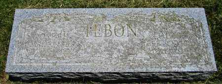TEBON, LOUISE - Kewaunee County, Wisconsin | LOUISE TEBON - Wisconsin Gravestone Photos