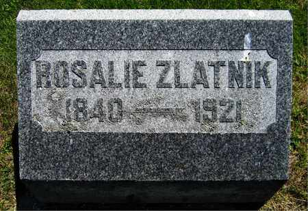 ZLATNIK, ROSALIE - Kewaunee County, Wisconsin | ROSALIE ZLATNIK - Wisconsin Gravestone Photos