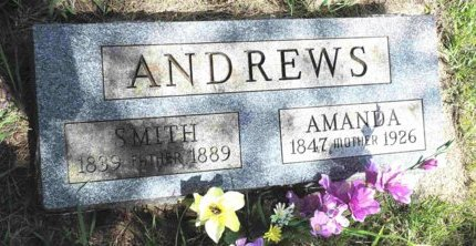 "ANDREWS 101677665, AMANDA ""ABBEY"" STOUT - Lafayette County, Wisconsin 
