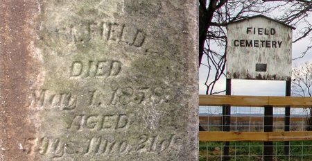 FIELD 101604132, WM (WILLIAM) - Lafayette County, Wisconsin | WM (WILLIAM) FIELD 101604132 - Wisconsin Gravestone Photos