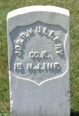 MULLERY (CW), JOSEPH P. - Milwaukee County, Wisconsin   JOSEPH P. MULLERY (CW) - Wisconsin Gravestone Photos