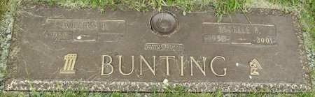 BUNTING, ESTELLE B. - Rock County, Wisconsin | ESTELLE B. BUNTING - Wisconsin Gravestone Photos
