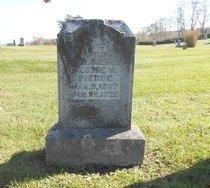 PIERCE, GEORGE W. - Sauk County, Wisconsin | GEORGE W. PIERCE - Wisconsin Gravestone Photos